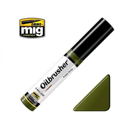 AMMO OF MIG: OILBRUSHER colore FIELD GREEN