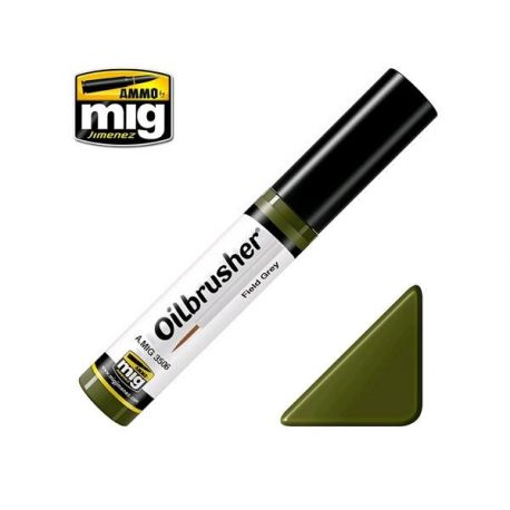 AMMO OF MIG: OILBRUSHER FIELD GREEN