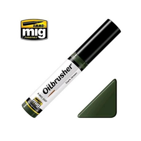 AMMO OF MIG: OILBRUSHER DARK GREEN