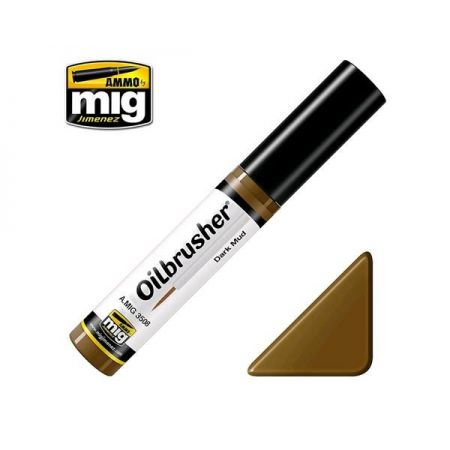 AMMO OF MIG: OILBRUSHER colore FANGO SCURO