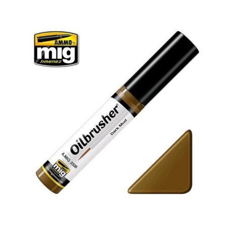 AMMO OF MIG: OILBRUSHER DARK MUD