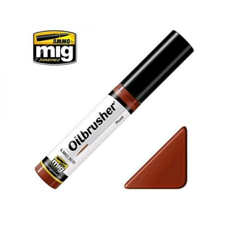 AMMO OF MIG: OILBRUSHER colore RUGGINE