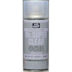MR SUPER CLEAR FLAT SPRAY, 170ml
