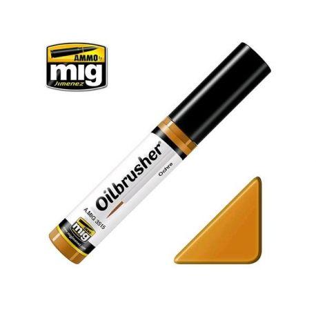 AMMO OF MIG: OILBRUSHER OCHRE