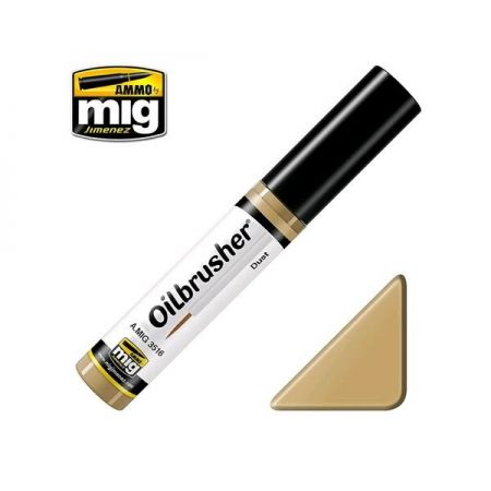 AMMO OF MIG: OILBRUSHER colore POLVERE