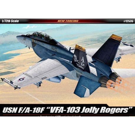 Academy 12535 USN VF-103 Jolly Rogers 1/72