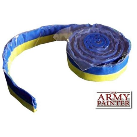 Army Painter: stucco verde bicomponente Kneadite Green Stuff - 20 cm