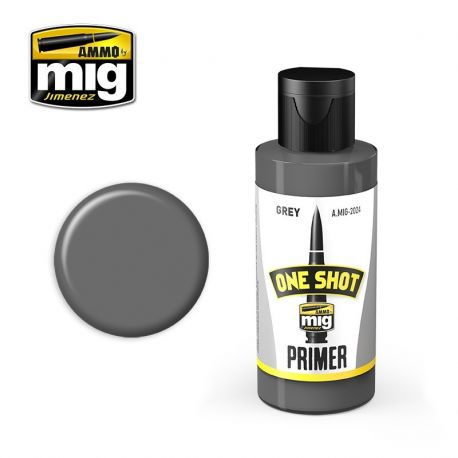AMMO OF MIG ONE SHOT PRIMER - GREY