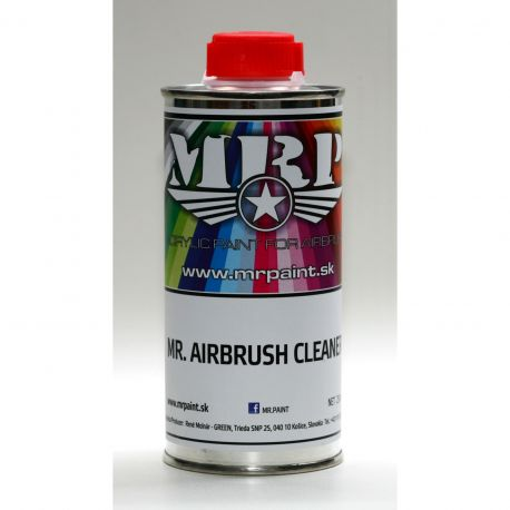 MR PAINT- MR. AIRBRUSH CLEANER