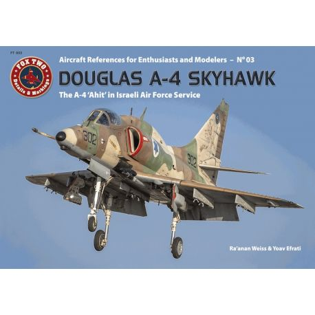 Fox Two Mini Douglas A-4 'Ahit' in IAF Service 1/48