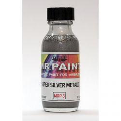 MRP-003 Super Silver Metalic