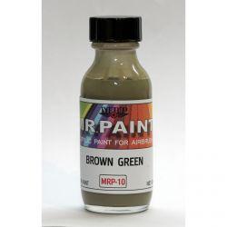 MRP-010 Brown Green ČSN 2250