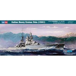 HOBBY BOSS 86502 Italian Heavy Cruiser Pola (1941)