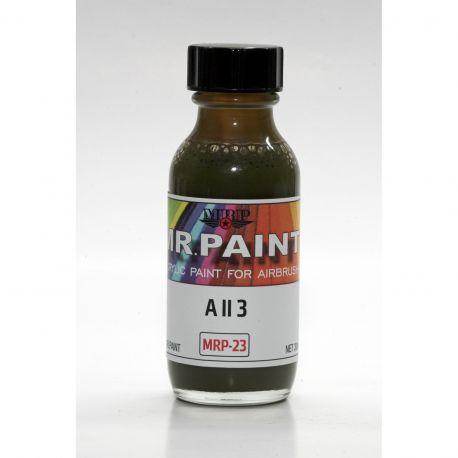 MRP-023 A II 3 Green
