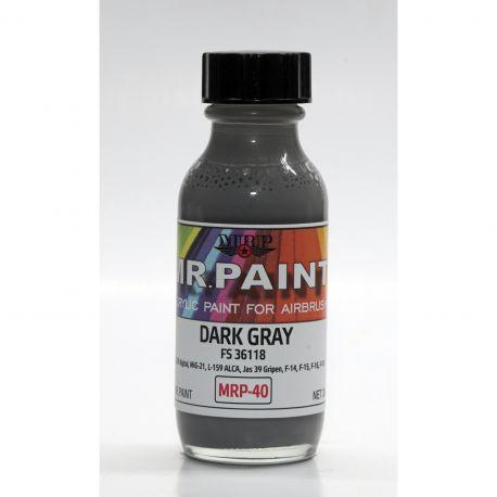 Mr Paint MRP-040 Dark Gray FS36118