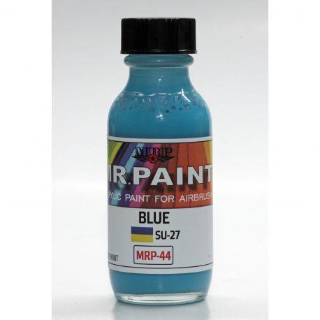 Mr Paint MRP-044 Blue SU-27