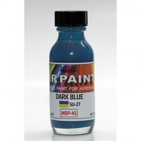 Mr Paint MRP-045 Dark Blue SU-27