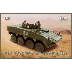 IBG MODELS 35034 KTO Rosomak with OSS-M turret