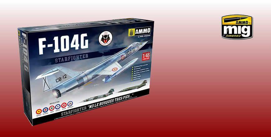 F-104G Starfighter Italian Airfoce 1/48